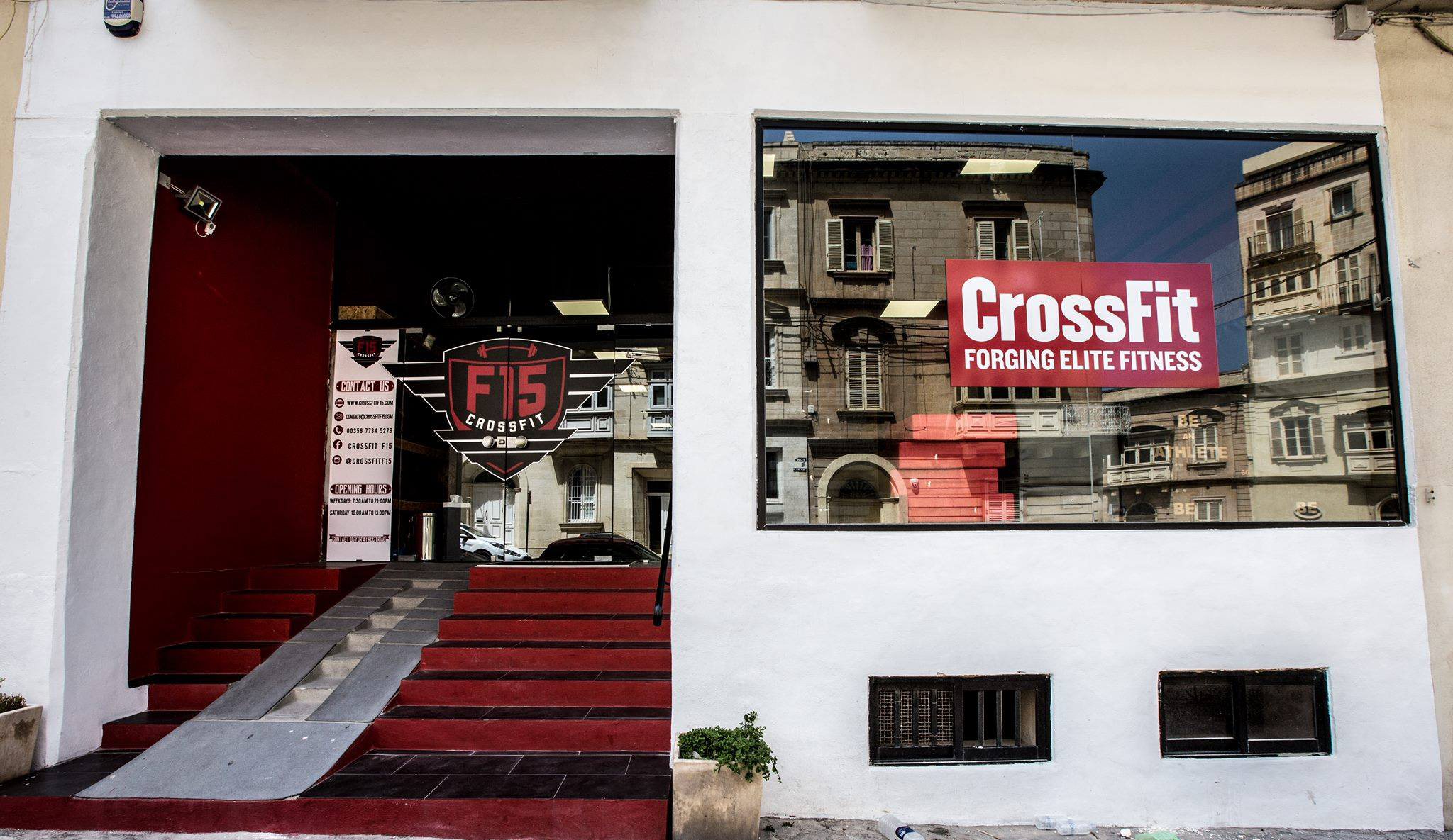 crossfit front